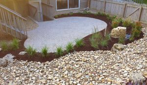 landscaping hardscape patio